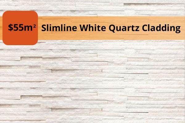 Slimline Quartz Cladding