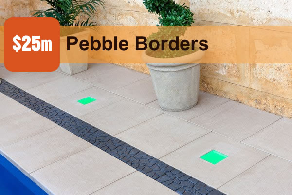 Special - Pebble Borders
