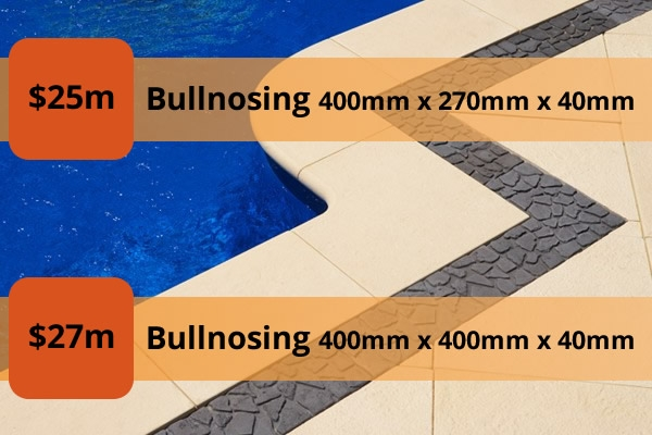 Bullnosing
